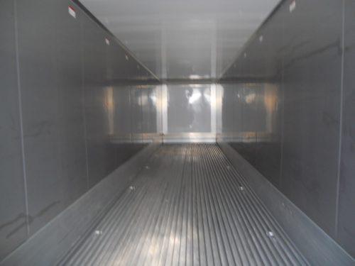 Рефконтейнер внутри