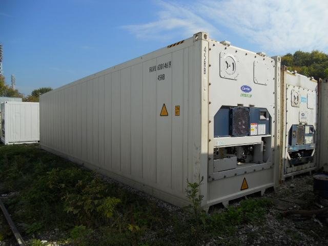 Рефконтейнеры Carrier